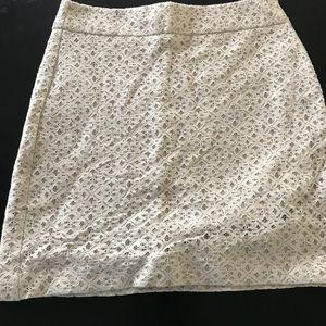 The LOFT skirt NWOT 00P